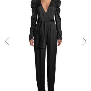 ALC black Christian jumpsuit NWT 6